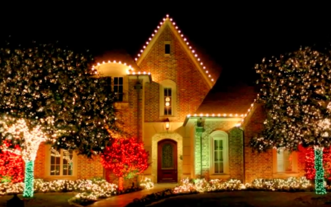 Christmas Light Installer Near Me Ateam Window Cleaning